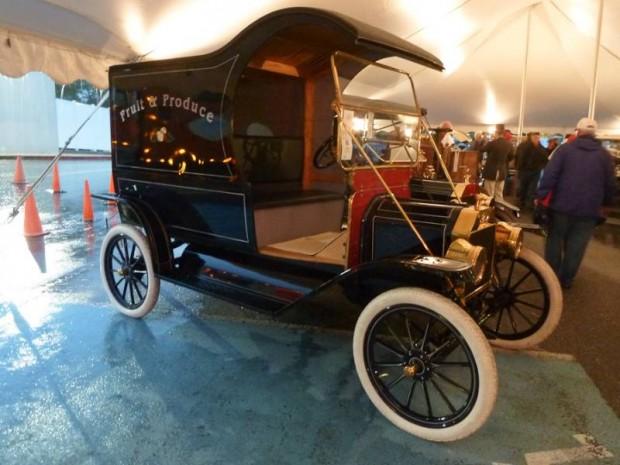 1912 Ford Model T Pie Wagon