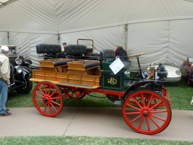 1914 REO Depot Truck for sale
