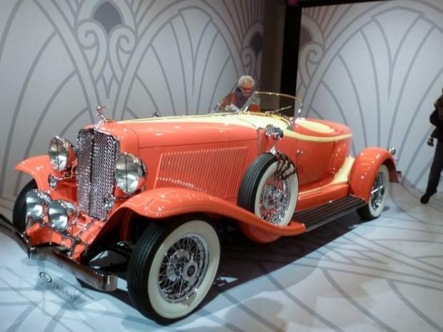 1933 Auburn 12-161A Custom Speedster