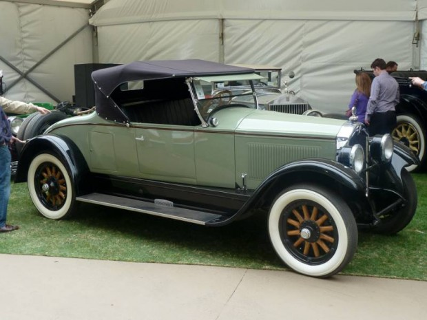 1925 Buick Master Six Sport Roadster for sale