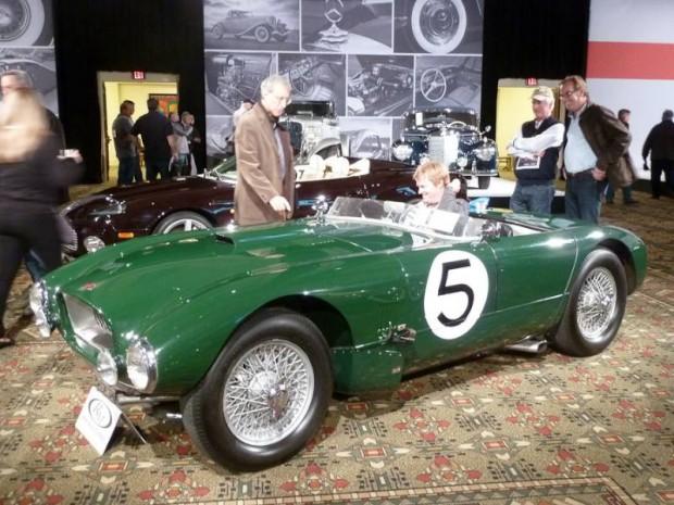 1953 Allard JR Le Mans Roadster