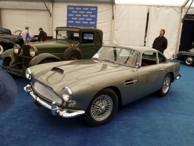 1960 Aston Martin DB4 Series II Coupe