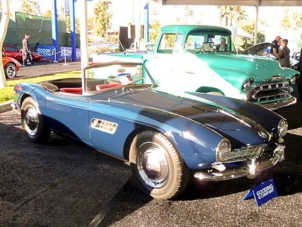 1958 BMW 507 Series Two Convertible