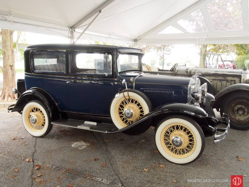 1931 Chevrolet Independence AE 2-Dr. Sedan