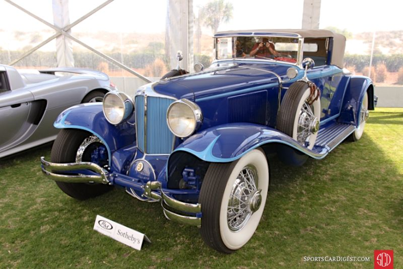1930 Cord Front Drive L-29 Cabriolet