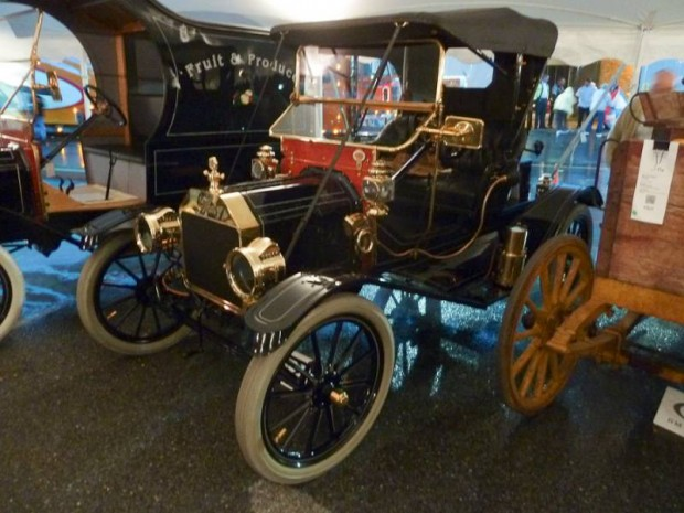1911 Ford Model T Open Runabout