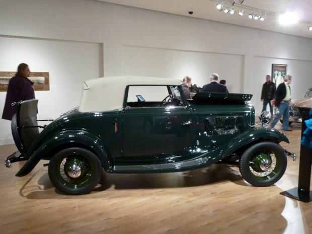 1932 Ford V-8 Cabriolet, Body by Pinin Farina