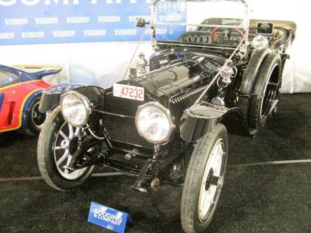 1914 Packard 1-38 Phaeton