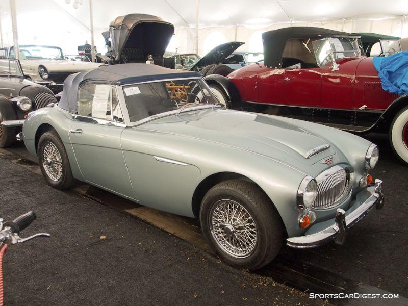 1967 Austin-Healey 3000 Mk III Phase 2 Convertible