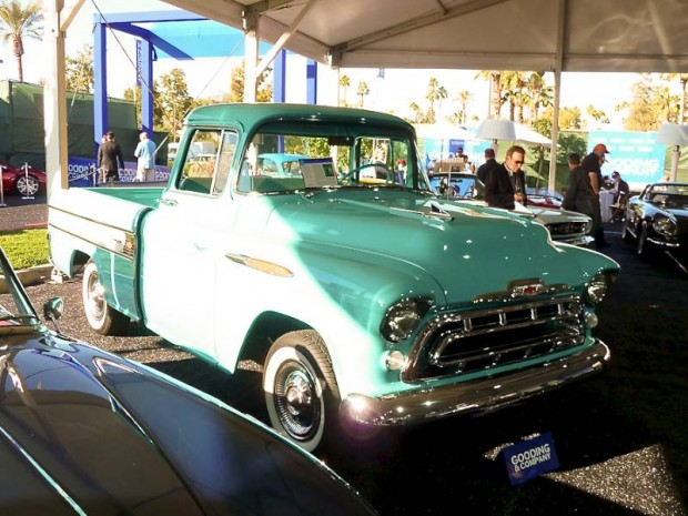 1957 Chevrolet 3100 Cameo Pickup