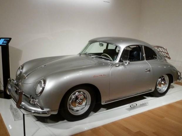 1959 Porsche 356 A Carrera 1600 GS Coupe