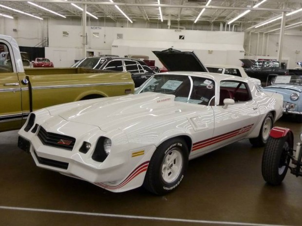 1981 Chevrolet Camaro Z/28 Coupe