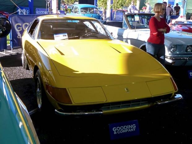 1973 Ferrari 365 GTB4 Daytona