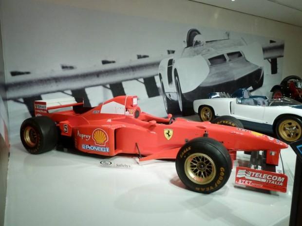 1997 Ferrari F310 B Formula 1