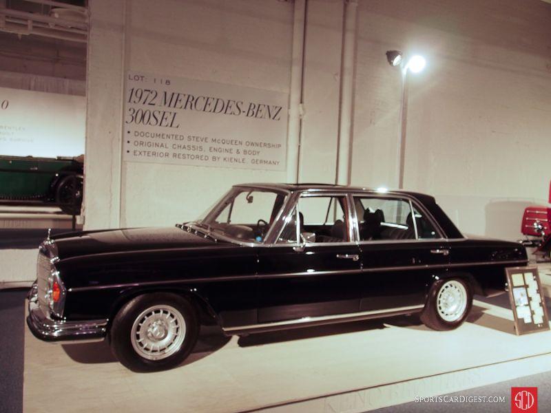 1972 Mercedes-Benz 300SEL 6.3 4-Dr. Sedan
