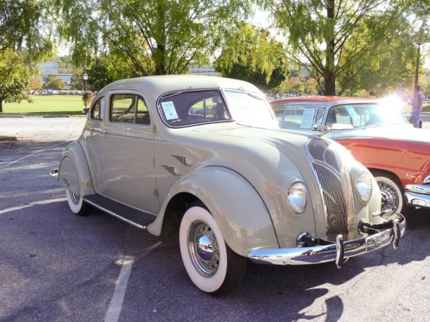 1936 DeSoto S2 Airflow Coupe