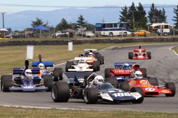 Michael Whatley - Surtees TS8