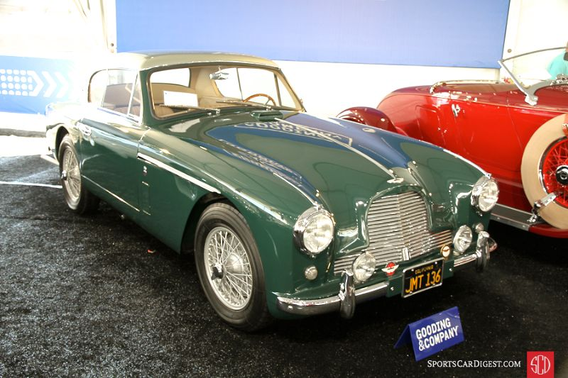 1957 Aston Martin DB2/4 Mk II Fixed Head Coupe, Body by Tickford