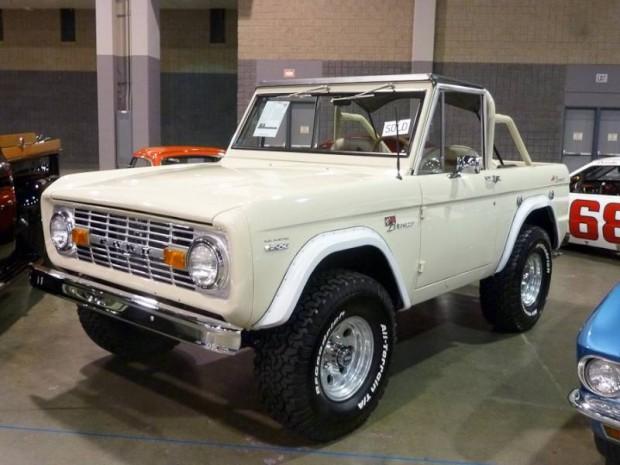 1969 Ford Bronco Utility