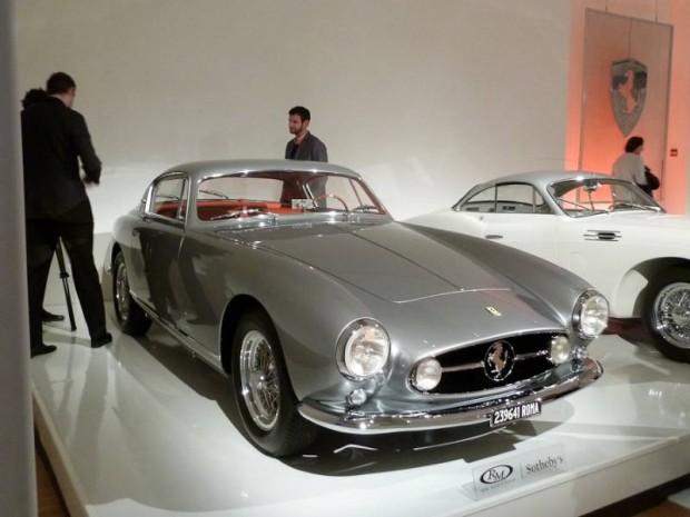 1955 Ferrari 250GT Europa Coupe