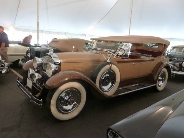1929 Packard 640 Custom Eight Dual Cowl Sport Phaeton