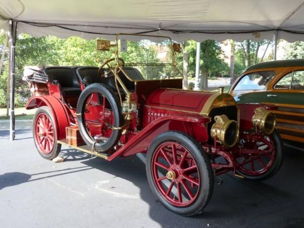 1909 Washington 30HP 5-Passenger Touring