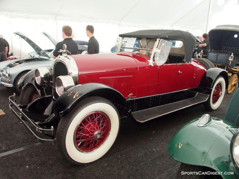 1924 Marmon Model 34B Speedster