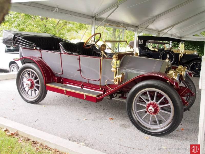 1912 Overland Model 61T Touring