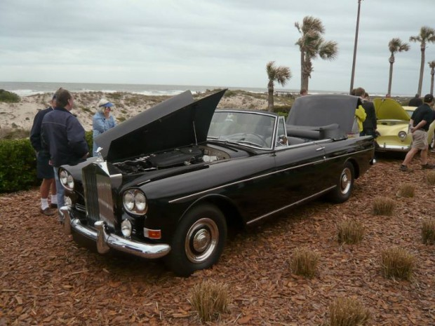1966 Rolls-Royce Silver Cloud III Drophead Coupe for sale