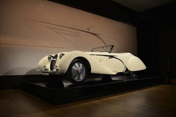 1938 Talbot-Lago T150C SS Cabriolet