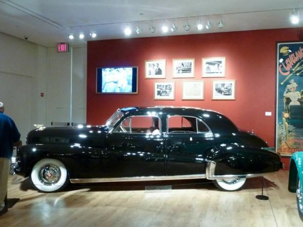 1941 Cadillac 41-62 Custom Limousine 'The Duchess'