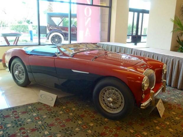 1956 Austin-Healey 100M Roadster