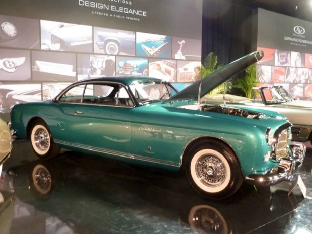 1954 Chrysler GS-1 Special Coupe, Body by Ghia