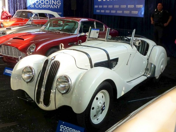 1937 BMW 328 Roadster for sale