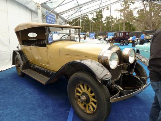 1923 Locomobile Model 48 Sportif