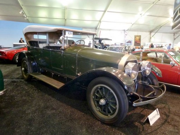 1925 Locomobile Model 48 Sportif