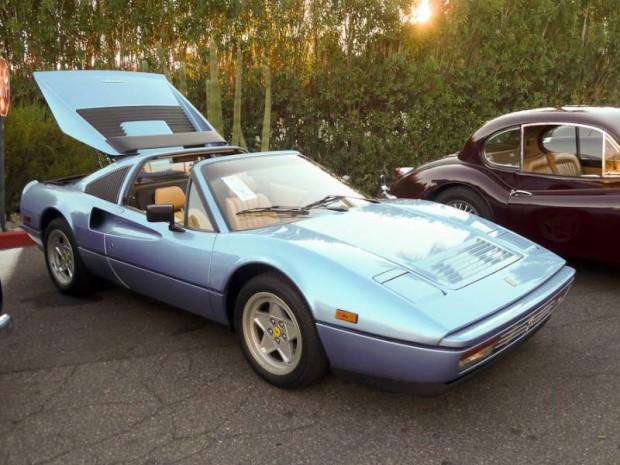 1986 Ferrari 328 GTS, Body by Pininfarina
