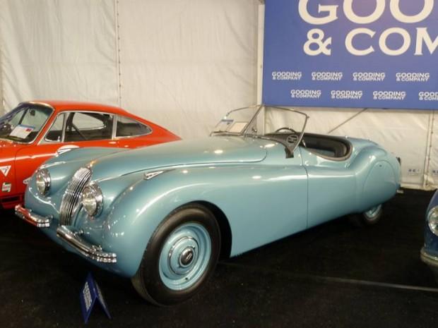 1949 Jaguar XK 120 Alloy Roadster