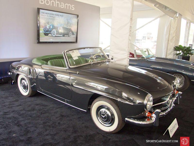 1959 Mercedes-Benz 190SL Convertible