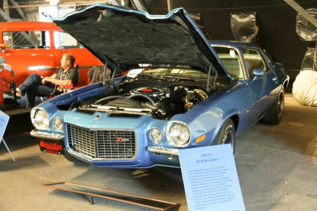 1970 Chevrolet Camaro Z/28 Coupe
