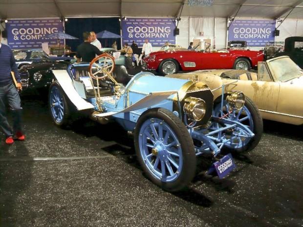 1911 SPO Raceabout