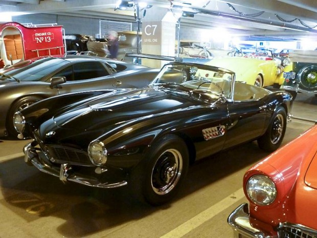 1959 BMW 507 Roadster