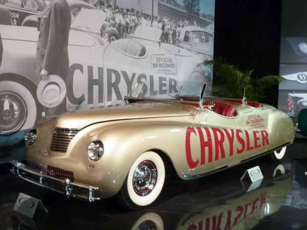 1941 Chrysler Newport Dual Cowl Phaeton Pace Car