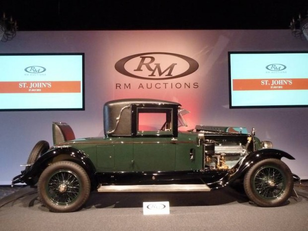 Lot # 128 1922 Duesenberg Model A Doctor's Coupe