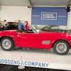 1961 Ferrari 250 GT SWB California Spider (closed headlight), Body by Scaglietti