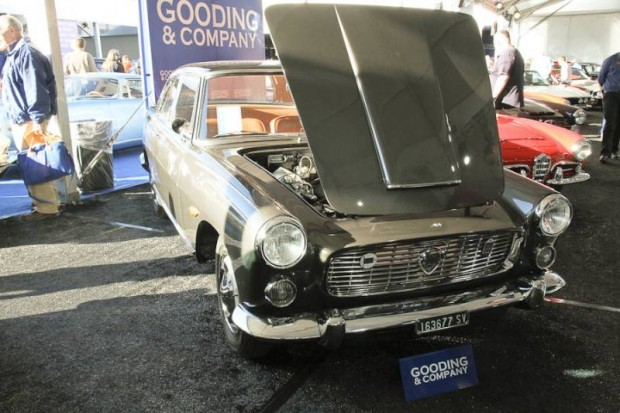 1963 Lancia Flaminia 3B Coupe, Body by Pininfarina