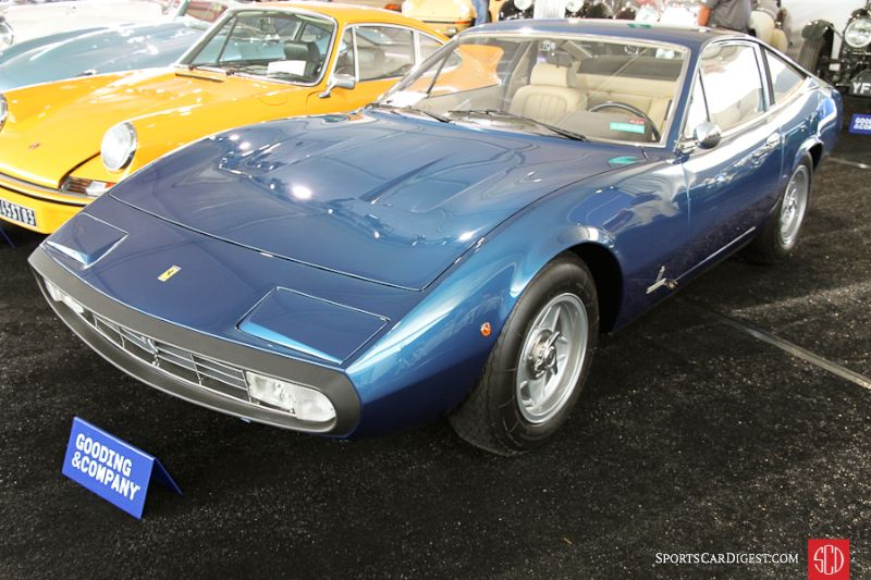1972 Ferrari 365 GTC/4 Coupe, Body by Pininfarina