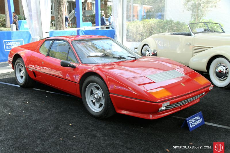 1984 Ferrari 512 BBi Berlinetta, Body by Pininfarina