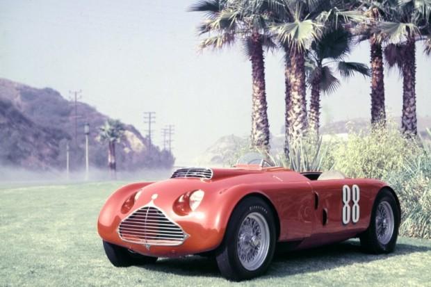 John Edgar's MG Special wearing its Emil Diedt aerodynamic aluminum body