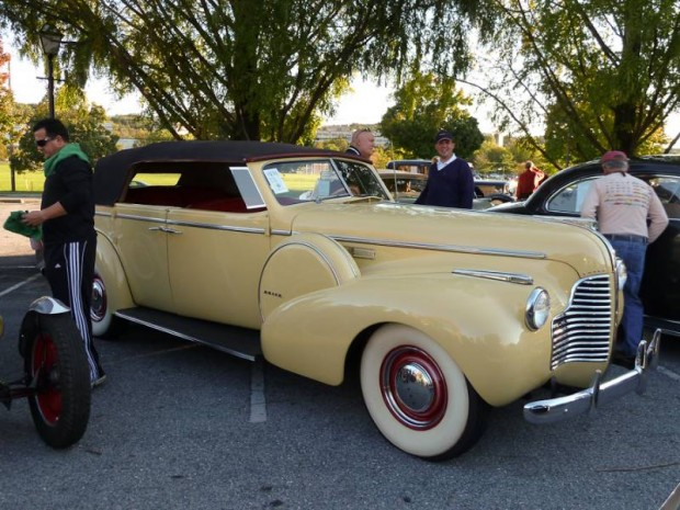 1940 Buick Limited Phaeton